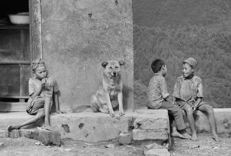 Nepal, 1983_foto di Marilaide Ghigliano
