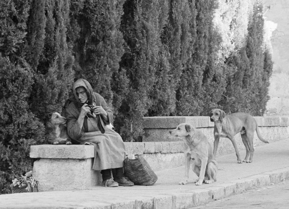 Spagna, 1974_foto di Marilaide Ghigliano